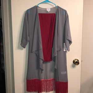 Lularoe small Monroe and one size leggings
